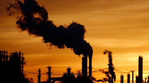 Küresel Karbondioksit Emisyonunda Tarihi Zirveye Ulaşıldı