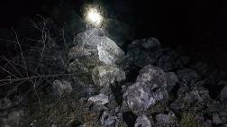Hopa'da Tünel Çöktü