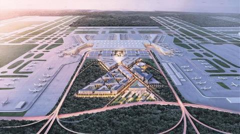 İstanbul Havalimanı 225 Bin Kişiye İstihdam Sağlayacak