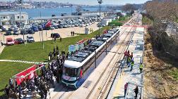 Eminönü-Alibeyköy Hattına Yerden Enerji