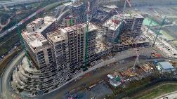 İstanbul Finans Merkezi Tamamlanacak