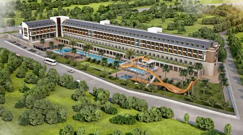 Aydınbey Queen's Palace&Spa Otel'de Form İmzası