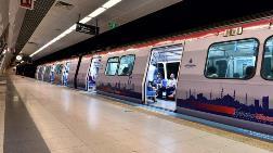 Gayrettepe İstanbul Havalimanı Metrosu'nda Çalışmalar Sürüyor