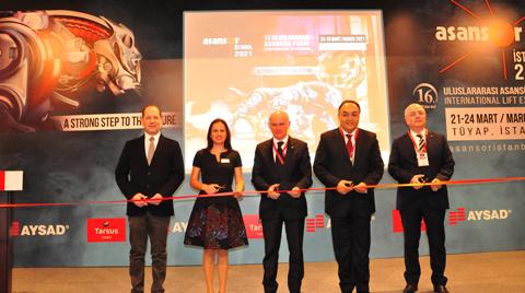 Asansör Sektörüne Ait Yenilikler Asansör İstanbul'daydı