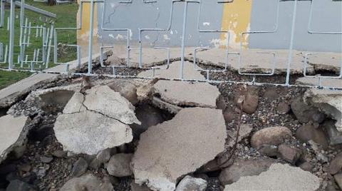 Malatya'da, Depremde Hasar Gören Binalar Yıkılacak