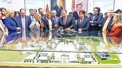 En Büyük Sağlık Vadisi Sancaktepe'ye Kurulacak