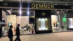 Demmer Mermer, Marble İzmir Fuarı'ndaydı