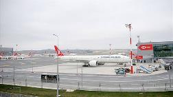Taşınma Sonrası İstanbul Havalimanı'ndan İlk Uçuş Ankara'ya