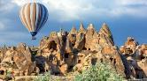 Kapadokya Turizm Sezonuna Hızlı Girdi