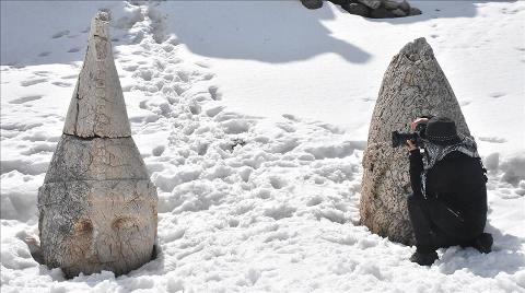 'Dünya Mirası Nemrut'a Güney Korelilerin İlgisi Artıyor