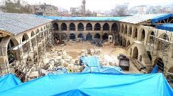 Gaziantep Mecidiye Han Tamamlanıyor