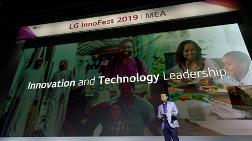LG'nin Yeni Nesil Ürünleri InnoFest MEA 2019'daydı