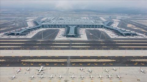 İstanbul Havalimanı'nda Seferler Artıyor