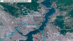 İstanbul'a Yeni Taksi Dolmuş Hatları Geldi