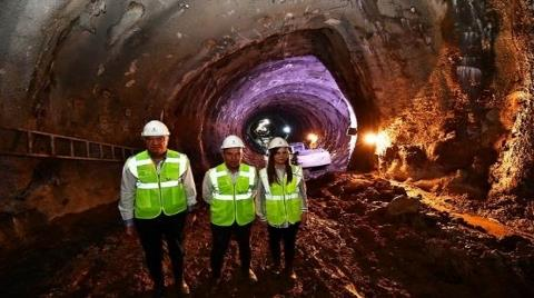 İzmir Fahrettin Altay-Narlıdere Metrosu'nda Son Durum