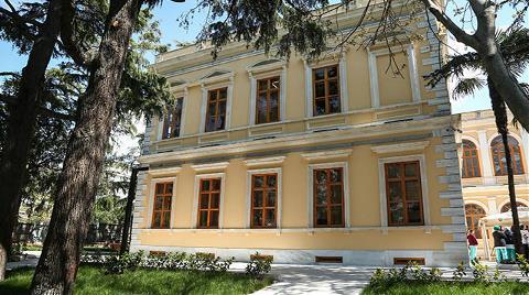 Restorasyonu Tamamlanan 157 Yıllık Tarihi Hastane Binası ve Türbenin Açılışı Yapıldı