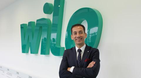 Wilo Türkiye Genel Müdürü Mehmet Ürek Oldu