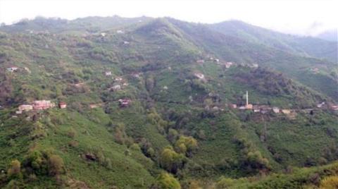 Giresun'un Görele İlçesinde İcradan Satılık Köy