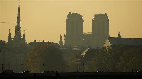 Notre Dame İçin Uluslararası Mimari Yarışması Düzenlenecek