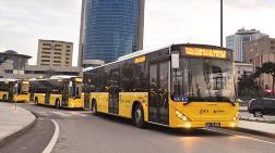 İBB, Otobüsçüleri Mağdur Etti