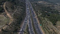 Havadan Trafik Denetimlerinde 13 Bin 613 Kural İhlali Belirlendi
