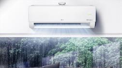 LG, Yeni Klima Çeşitleriyle MEA Bölgesi'ni Serinletiyor