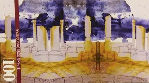 Salamis Antik Şehri 'Anı Para' Oldu