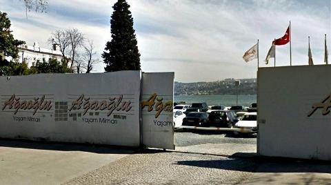 Ağaoğlu'nun Boğaz'a Yapacağı Otel Gündemde
