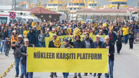 Sinop Nükleere Teslim Olmayacak