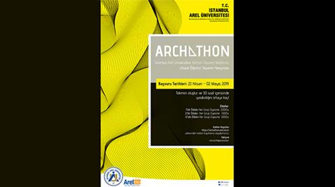 Archathon - Arel Üniversitesi Mimari Tasarım Maratonu