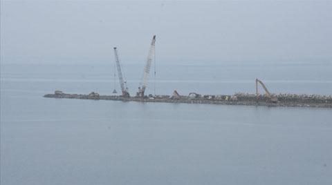 Filyos Limanı'nın 2020'de Bitmesi Planlanıyor