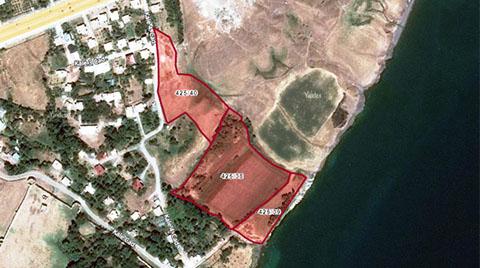 Erdoğan'ın Köşkü için Van Gölü Dolduruluyor