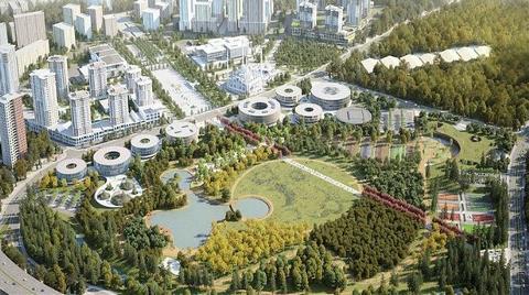 25 Milyon Metrekarede 52 Millet Bahçesi