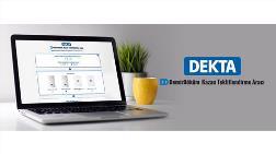 DemirDöküm'den Merkezi Sistem Satışlarına DEKTA ile Teknolojik Dokunuş