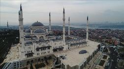 Büyük Çamlıca Camisi Açıldı
