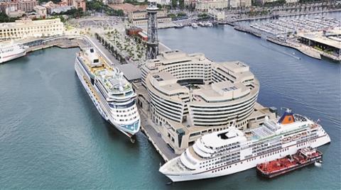 İstanbul'un Yeni Cruise Limanı Yenikapı'da İnşa Edilecek