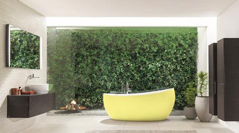 Banyoları Renklendiren Tasarımlar