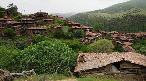 Terk Edilmiş Köyün Turizme Kazandırılması için Adım Atıldı