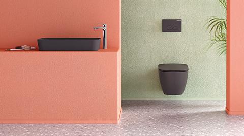 Creavit ile Banyolara Renk Geldi
