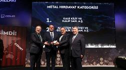 """Kale Kilit, """"Metal Hırdavat"""" Kategorisinde İhracat Birincisi"""