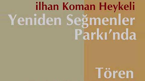 Ankara, İlhan Koman Heykeli'ne Kavuşuyor