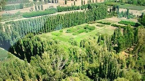 AOÇ'nin Tarımsal Üretim Alanı Olarak Kiralanması TBMM'de