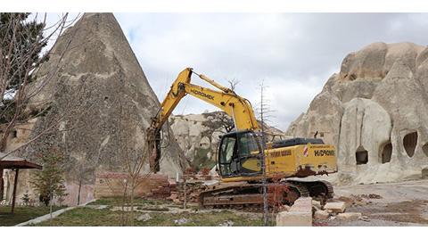 """""""Kapadokya'nın Geleceği, Tek İdareye Teslim Edilemez"""""""
