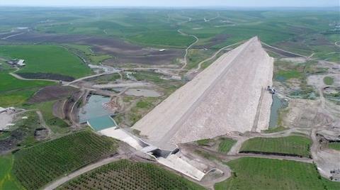 Diyarbakır'daki Yapay Nehirin Yüzde 99'u Tamamlandı