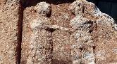 8 Tonluk Kayada Roma Dönemine Ait 'Ayrılık' Figürü