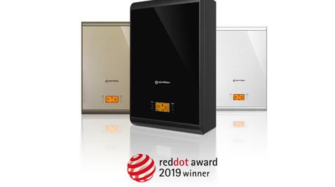 Red Dot Design Awards'tan Warmhaus'a Ödül