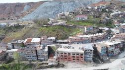 Elazığ Maden Bölgesinde 510 Ev Boşaltılacak