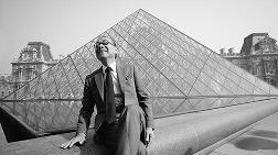 Louvre Piramidi'nin Mimarı I.M. Pei Hayatını Kaybetti