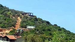 Kaş Kaçak Villa Cenneti Olma Yolunda
