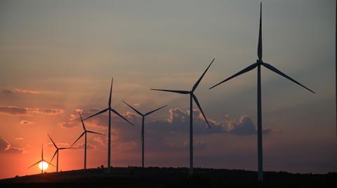 Akfen Yenilenebilir Enerji'nin Üçpınar RES'i Üretime Başladı